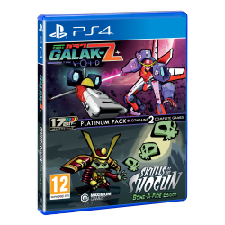GALAK-Z: THE VOID/SKULLS OF THE SHOGUN BONE-A-FIDE PLATINUM PACK-PS4