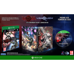 BAYONETTA & VANQUISH 10TH ANNIVERSARY BUNDLE LIMITED EDITION-XBOX ONE