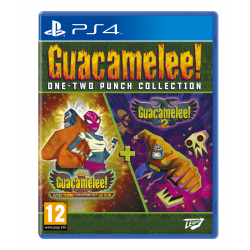 GUACAMELEE! ONE-TWO PUNCH COLLECTION-PS4