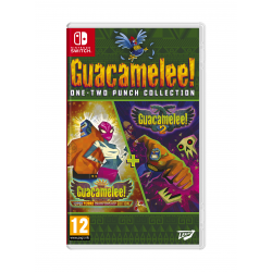 GUACAMELEE! ONE-TWO PUNCH COLLECTION-SWITCH