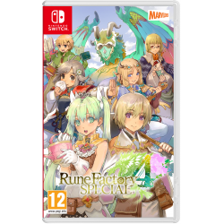 RUNE FACTORY 4 SPECIAL-SWITCH