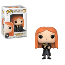 FIG FUNKO POP HARRY POTTER GINNY WITH DIARY