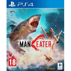 MANEATER-PS4
