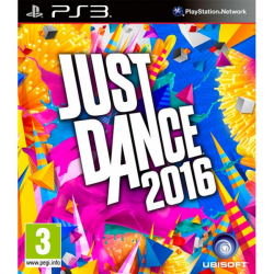 JUST DANCE 2016-PS3