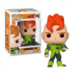 FIG FUNKO POP DRAGON BALL Z ANDROID 16