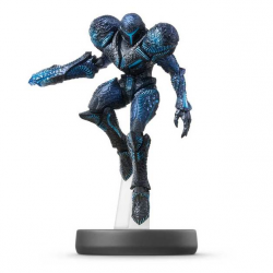 AMIIBO SAMUS OSCURA (COLECCION SUPER SMASH BROS)