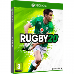 RUGBY 20-XBOX ONE
