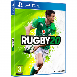 RUGBY 20-PS4