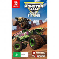 MONSTER JAM STEEL TITANS-SWITCH