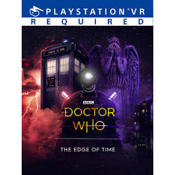 VR DOCTOR WHO: THE EDGE OF TIME-PS4
