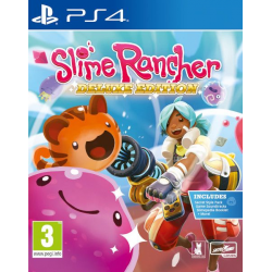 SLIME RANCHER DELUXE EDITION-PS4