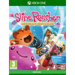 SLIME RANCHER DELUXE EDITION-XBOX ONE