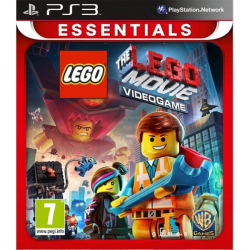 LEGO MOVIE THE VIDEOGAME ESSENTIAL-PS3