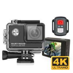 ACTIONCAM EASYPIX GOXTREME® IMPULSE 4K