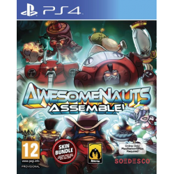 AWESOMENAUTS ASSEMBLE SKIN BUNDLE PACK-PS4