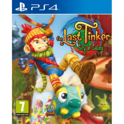 THE LAST TINKER-PS4