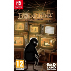 BEHOLDER CE-SWITCH
