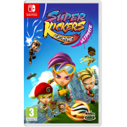 SUPER KICKERS LEAGUE ULTIMATE-SWITCH