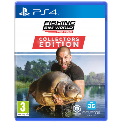 FISHING SIM WORLD: PRO TOUR COLLECTOR'S EDITION-PS4