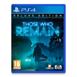 THOSE WHO REMAIN DELUXE-PS4