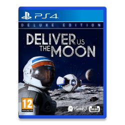 DELIVER US THE MOON DELUXE-PS4