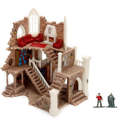 HARRY POTTER-TORRE GRYFFINDOR CON 2 FIGURAS (ST.CAJA 2)