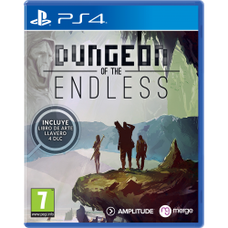 DUNGEONS OF THE ENDLESS-PS4