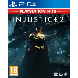 INJUSTICE 2 HITS-PS4