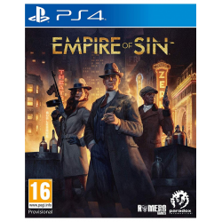 EMPIRE OF SIN DAY ONE-PS4