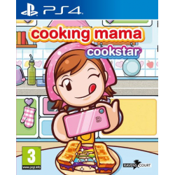 COOKING MAMA: COOKSTAR-PS4