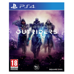OUTRIDERS + FREE UPGRADE TO DELUXE EDITION-PS4