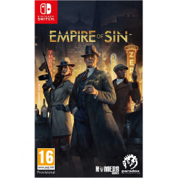 EMPIRE OF SIN DAY ONE-SWITCH
