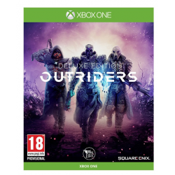 OUTRIDERS + FREE UPGRADE TO DELUXE EDITION-XBOX ONE