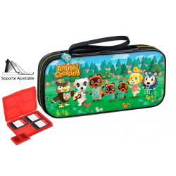 SWITCH GAME TRAVELLER DELUXE CASE NNS39 ANIMAL CROSSING