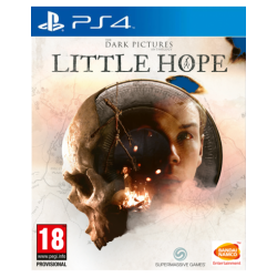 THE DARK PICTURES: LITTLE HOPE-PS4