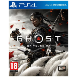 GHOST OF TSUSHIMA-PS4