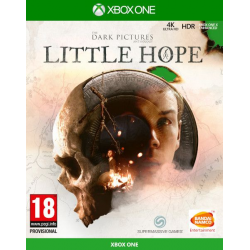 THE DARK PICTURES: LITTLE HOPE-XBOX ONE
