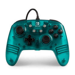 POWER A - ENHANCED WIRED CONTROLLER - BLUE FROST-SWITCH