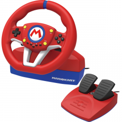 HORI VOLANTE MARIO KART PRO MINI SWITCH LIC OF NINTENDO