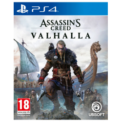 ASSASSIN'S CREED VALHALLA-PS4