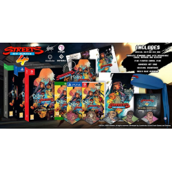 STREETS OF RAGE 4 SIGNATURE EDITION-SWITCH