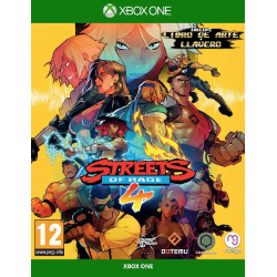 STREETS OF RAGE 4-XBOX ONE