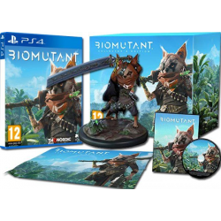 BIOMUTANT COLLECTOR'S EDITION-PS4