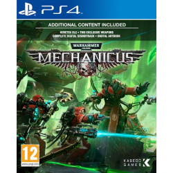 WARHAMMER 40,000: MECHANICUS-PS4