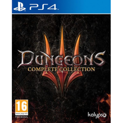 DUNGEONS 3 COMPLETE COLLECTION-PS4