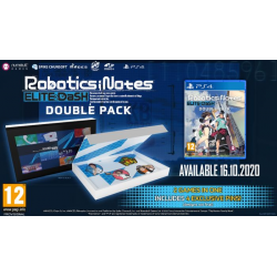 ROBOTICS;NOTES DOUBLE PACK-PS4