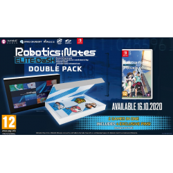 ROBOTICS;NOTES DOUBLE PACK-SWITCH
