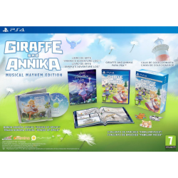 GIRAFFE AND ANNIKA LIMITED EDITION-PS4