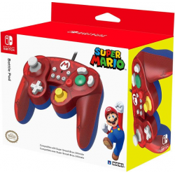 HORI BATTLE PAD MARIO FOR NINTENDO SWITCH