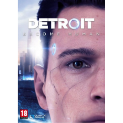 DETROIT BECOME HUMAN COLLECTOR´S EDITION-PC